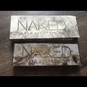 New in a box Urban Decay Naked Smoky Palette